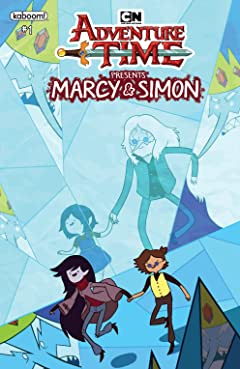Adventure Time: Marcy & Simon #1
