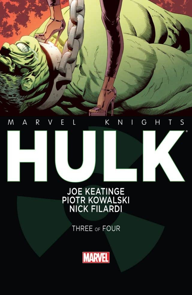 Marvel Knights: Hulk (2013-) #3 (of 4)