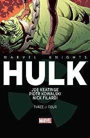 Marvel Knights: Hulk (2013-) #3
