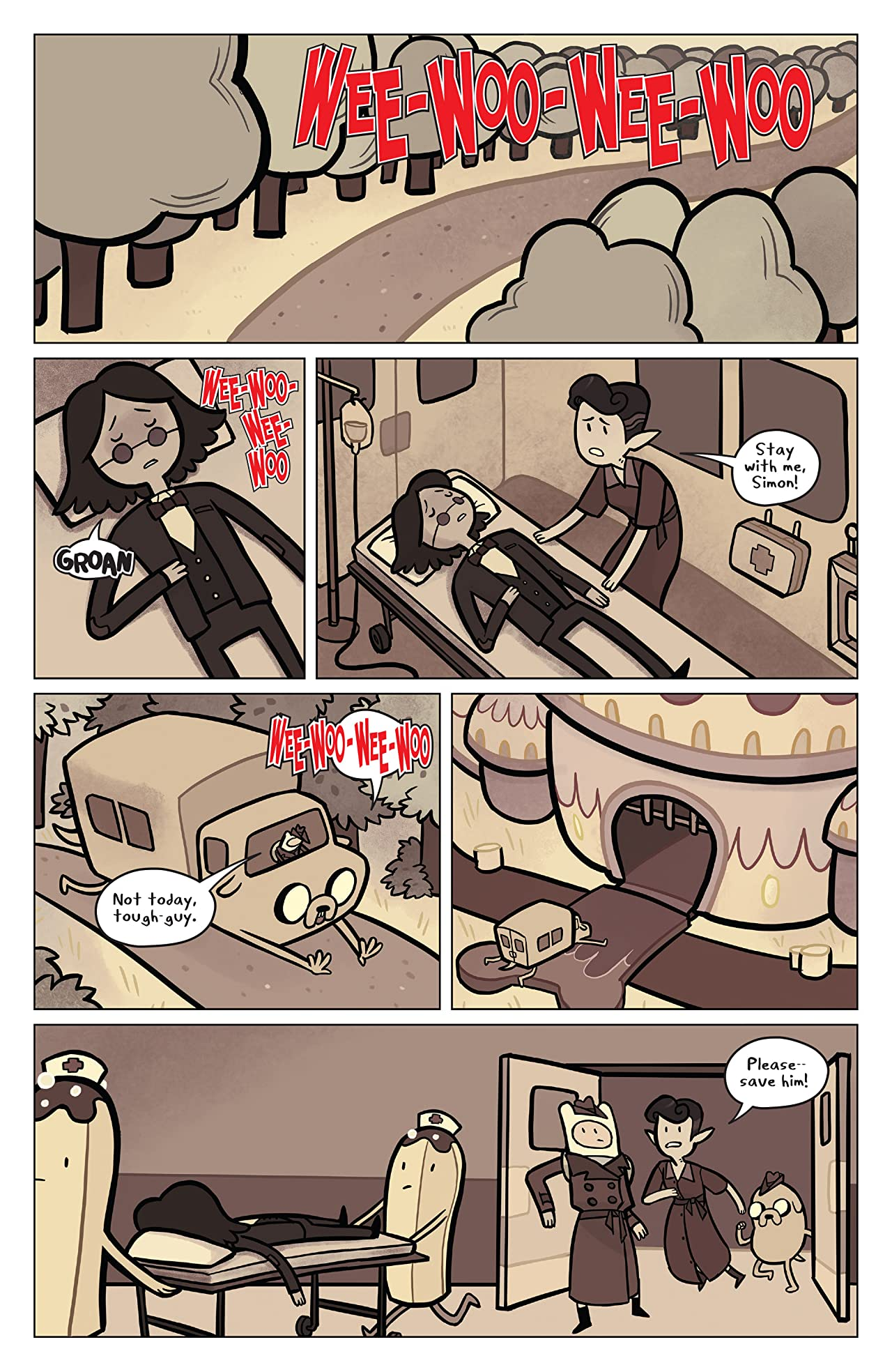 Adventure Time: Marcy & Simon #2