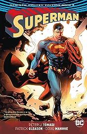 Superman (2016-): The Rebirth - Deluxe Edition: Book 3