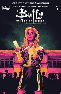 Buffy the Vampire Slayer No.1