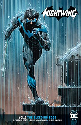 Nightwing (2016-) Vol. 7: The Bleeding Edge