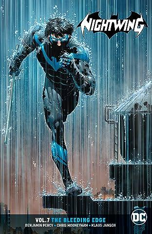 Nightwing (2016-) Tome 7: The Bleeding Edge