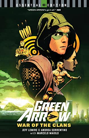 Green Arrow (2011-2016): War of the Clans (DC Essential Edition)