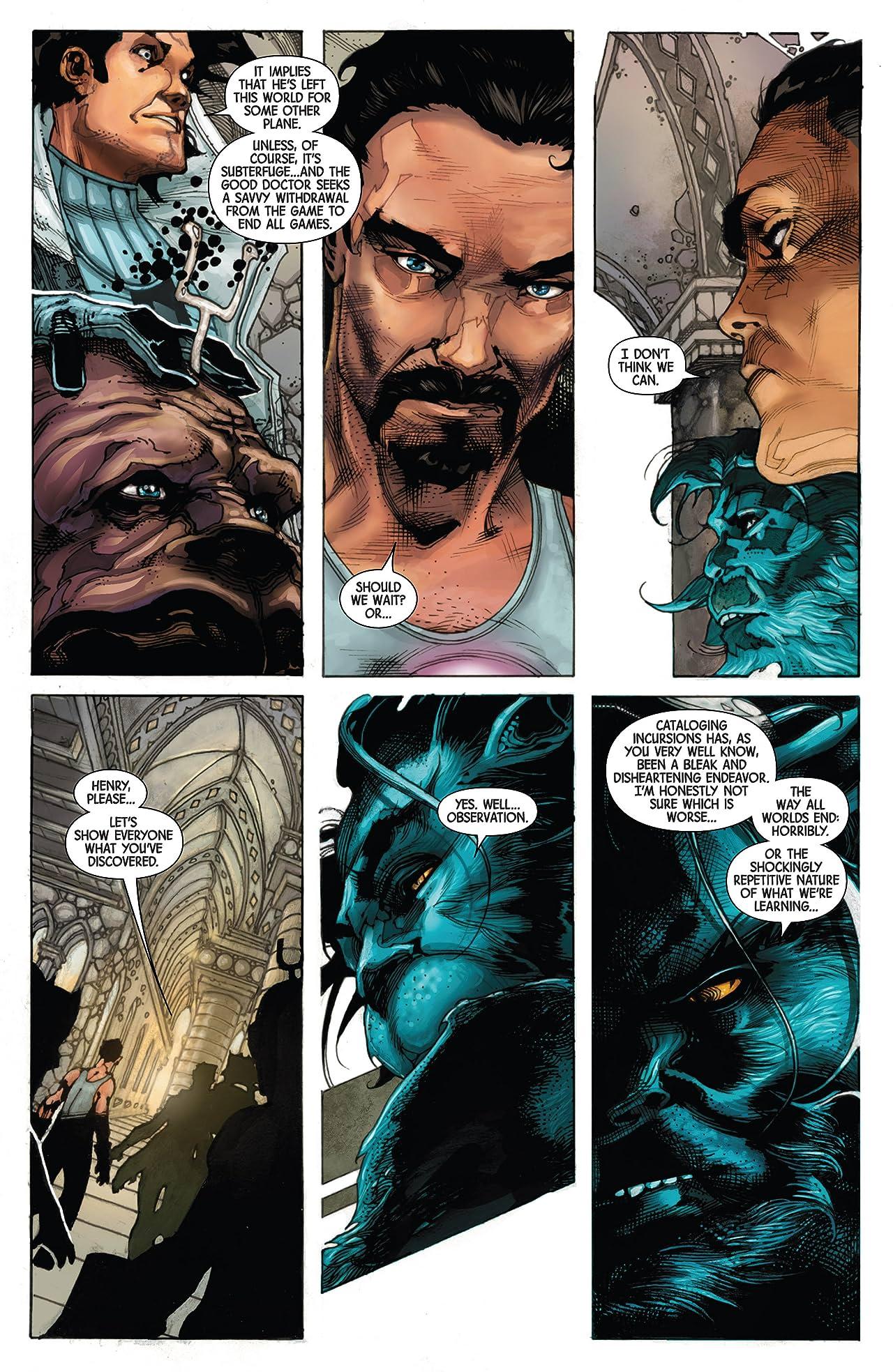 New Avengers (2013-2015) #15