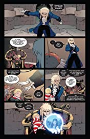 Jim Henson's Labyrinth: Coronation #10