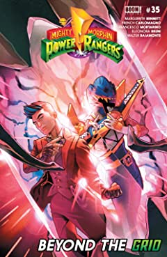 Mighty Morphin Power Rangers #35