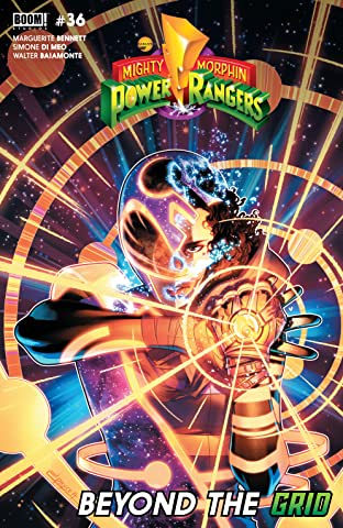 Mighty Morphin Power Rangers No.36