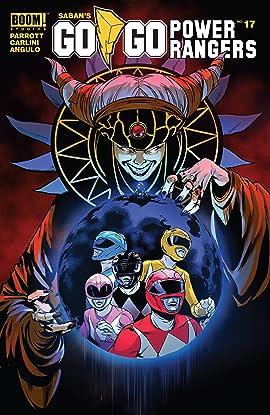 Saban's Go Go Power Rangers #17
