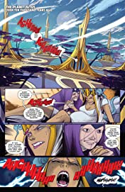 Saban's Go Go Power Rangers #17