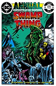 Swamp Thing (1982-1996): Annual #2