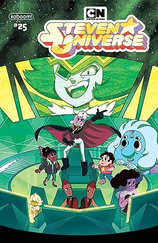 Steven Universe (2017-) #25