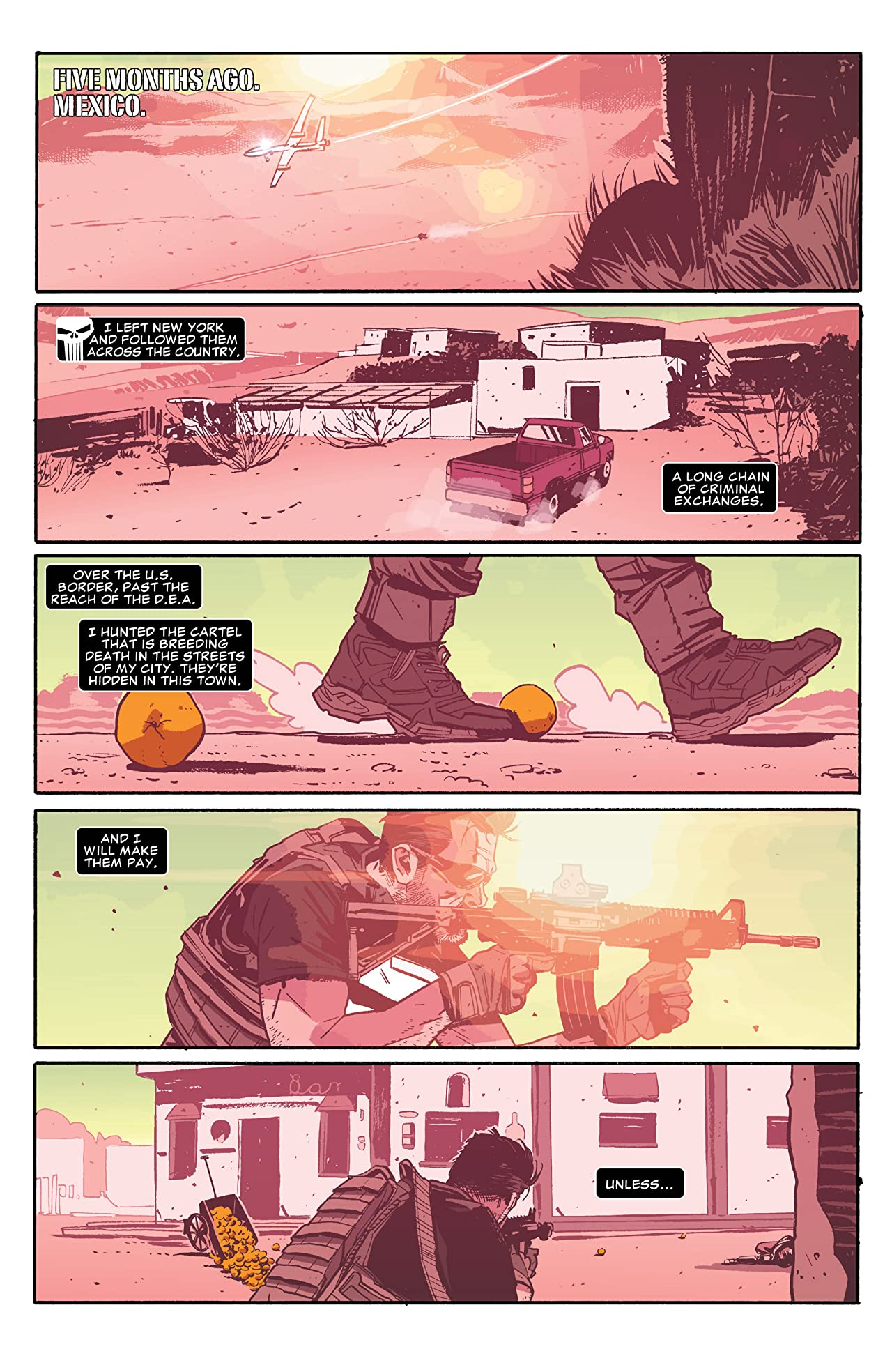 The Punisher (2014-2015) #2