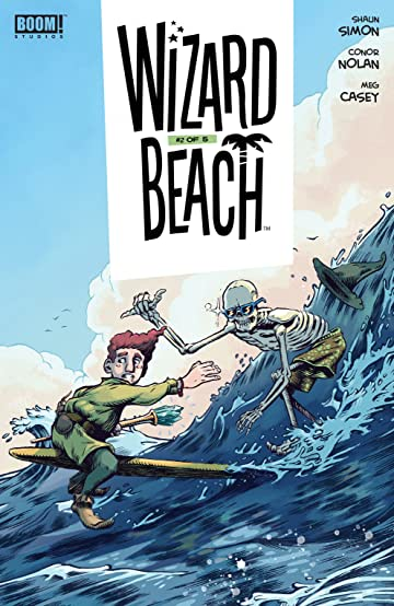 Wizard Beach No.2