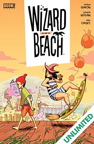 Wizard Beach #3