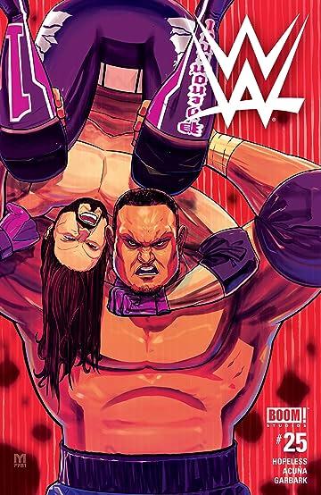 WWE No.25