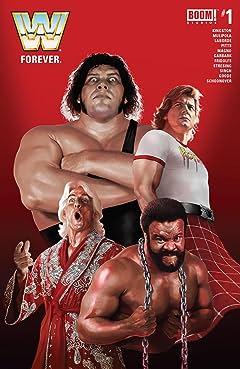 WWE: Forever #1