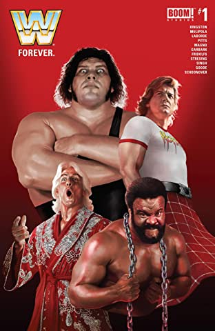 WWE: Forever No.1