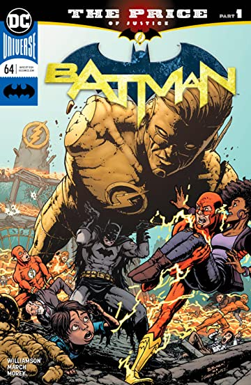 Batman (2016-) No.64