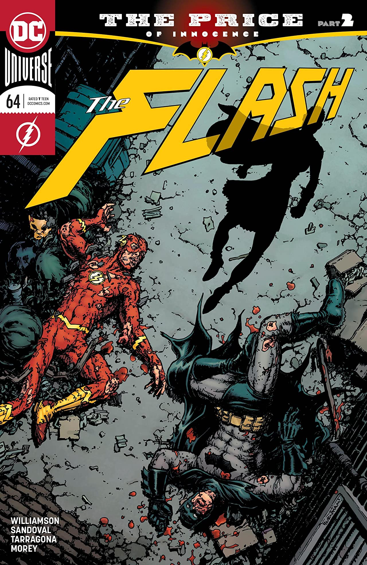The Flash (2016-) #64
