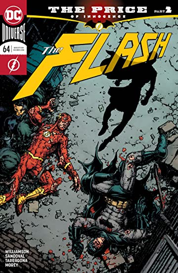 The Flash (2016-) No.64