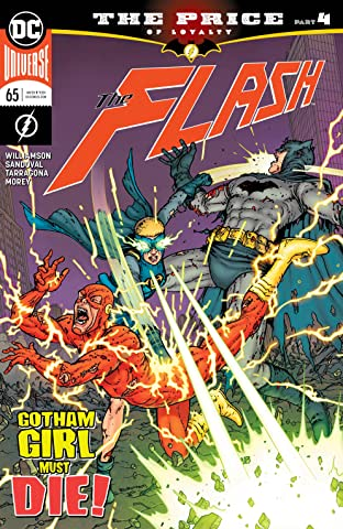 The Flash (2016-) No.65