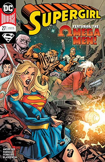 Supergirl (2016-) #27