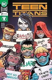 Teen Titans (2016-) #27