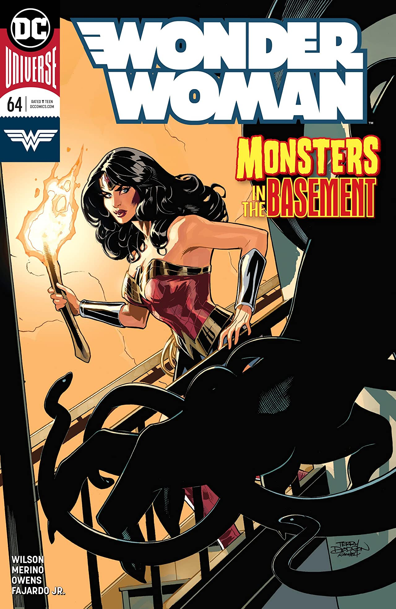 Wonder Woman (2016-) No.64