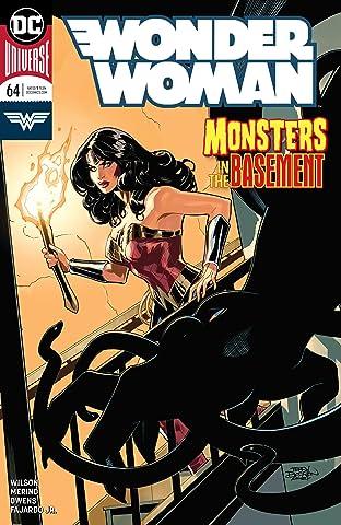 Wonder Woman (2016-) No.64