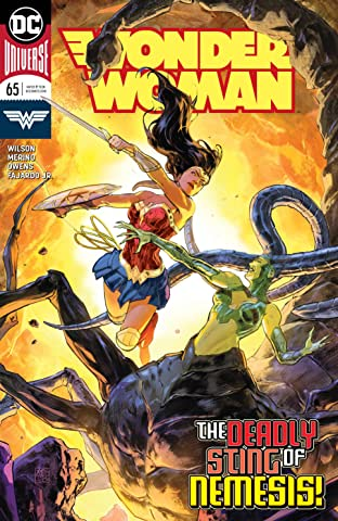 Wonder Woman (2016-) No.65