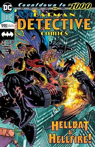 Detective Comics (2016-) No.998