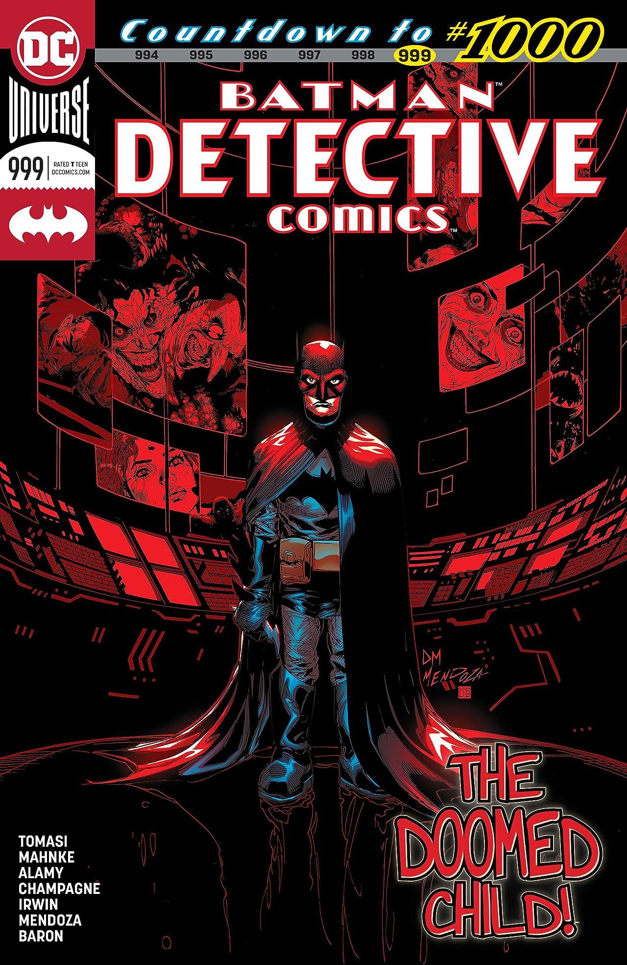 Detective Comics (2016-) No.999