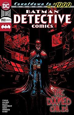 Detective Comics (2016-) #999