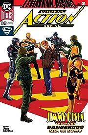 Action Comics (2016-) #1008