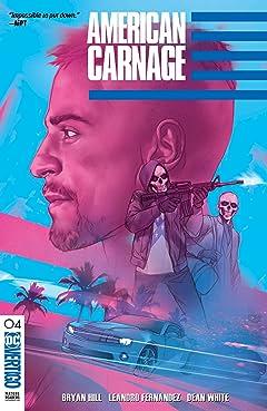 American Carnage (2018-) #4