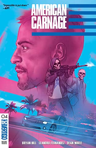 American Carnage (2018-2019) #4