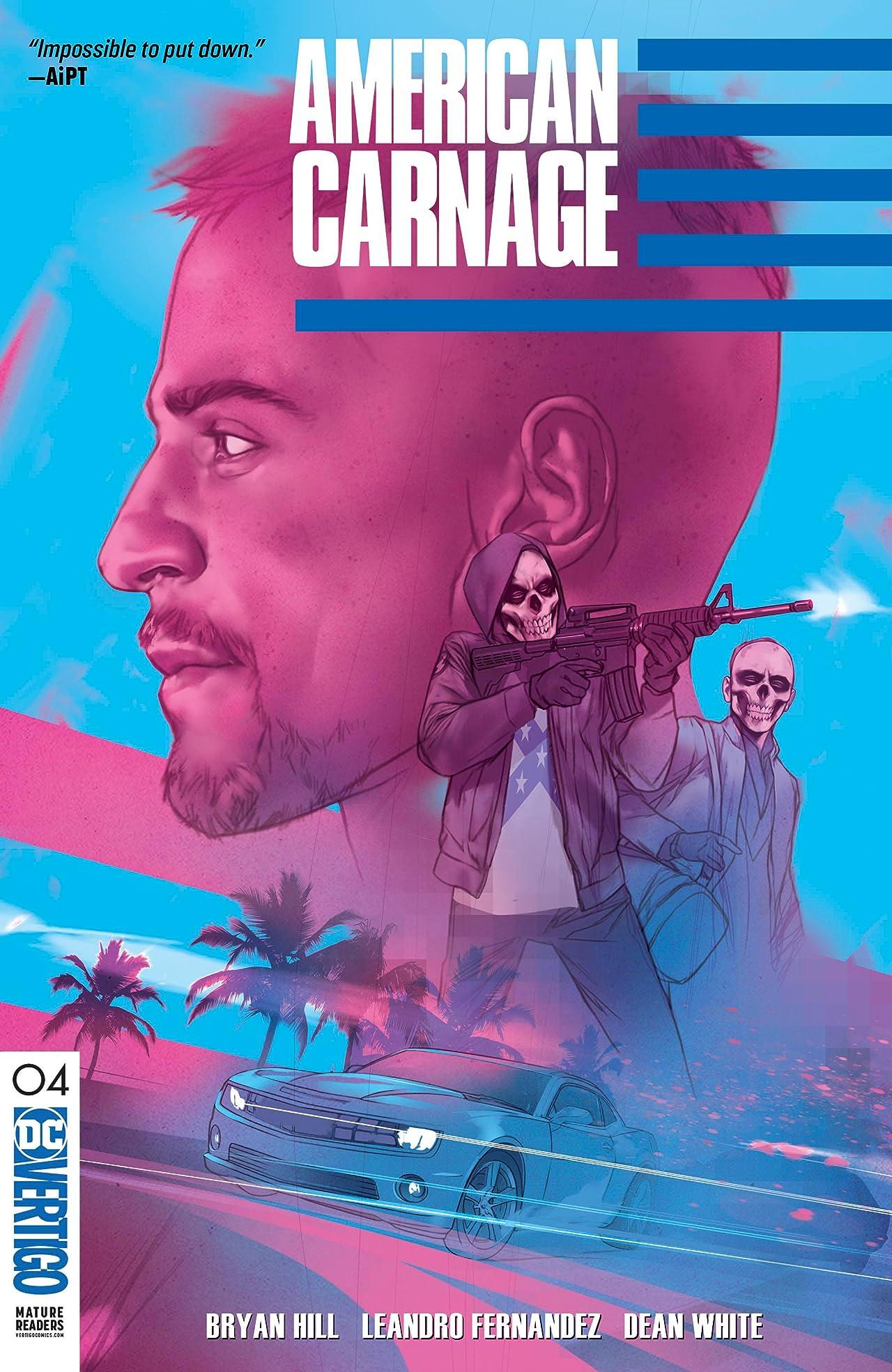 American Carnage (2018-) No.4