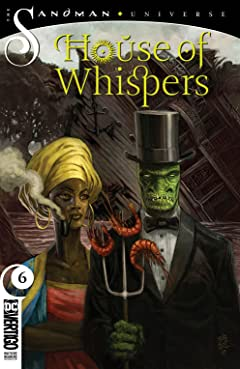 House of Whispers (2018-) No.6