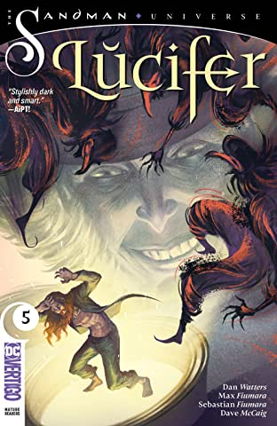 Lucifer (2018-) No.5