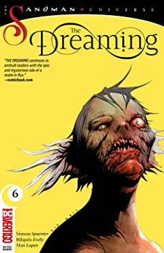 The Dreaming (2018-) #6