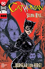 Catwoman (2018-) #8