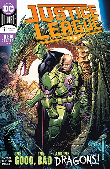 Justice League (2018-) No.17
