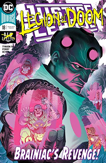 Justice League (2018-) No.18