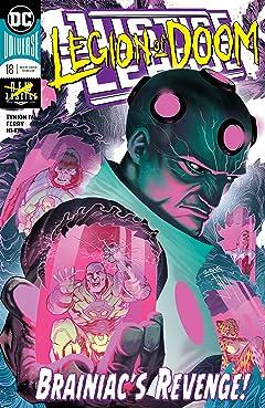 Justice League (2018-) #18