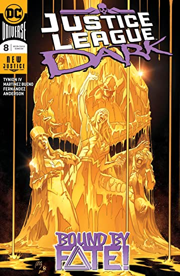 Justice League Dark (2018-) #8