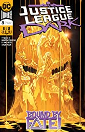 Justice League Dark (2018-) No.8