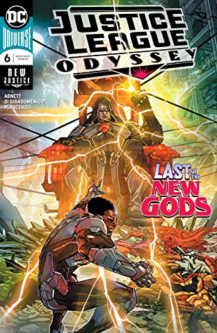 Justice League Odyssey (2018-) No.6