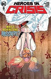 Heroes in Crisis (2018-) #6